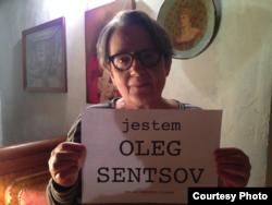 Агнешка Холланд призывает освободить Олега Сенцова