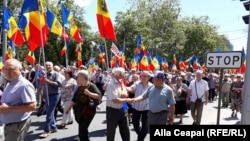 Молдовадагы каршылык акциясы