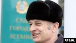 Юрист Антон Фабрый. Астана, 13 апреля 2010 года.