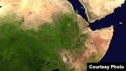 اتیوپی از کشورهای منطقه شاخ آفریقا است