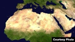 Harta e Afrikës