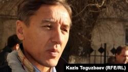 Bolat Abilov led the opposition Free (Azat) party