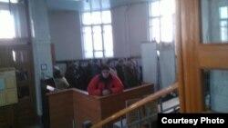 Заседание суда по делу Екатерины Вологжениновой