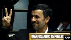Mahmud Ahmadinejad Nyu-Yorkda, 26 sentyabr 2012