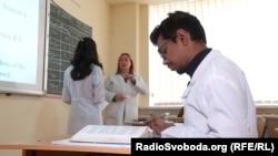 Національний медичний університет імені Олександра Богомольця. Іноземні студенти