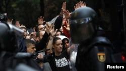 Барселона, 1 октября