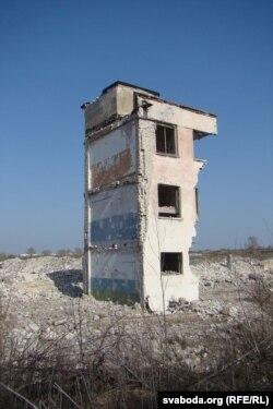 Руіны вайны, Лісічанск (фота Сяргея Целіжэнкі)