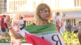 GRAB - Iran's Female Fans Ditch Their Headscarves