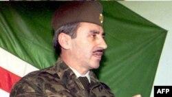 Первый чеченский президент Джохар Дудаев