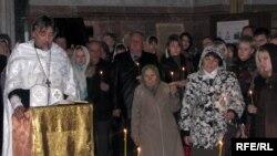 Севастопольцы попрощались с Настей Бабуровой