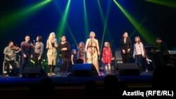 Зуля Камалованың Камал театрындагы концерты