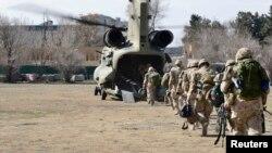 Последняя часть армии Канады покидает Афганистан. 12 марта 2014 года