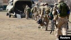 آرشیف نیروهای امریکایی در افغانستان