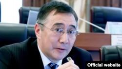 Kyrgyz Deputy Prime Minister Abdyrakhman Mamataliev