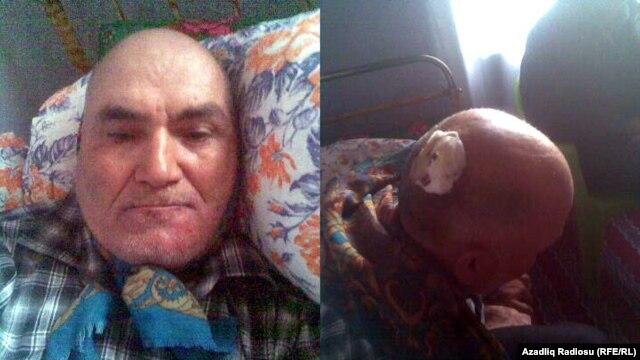 Azerbaijani opposition activist Sabir Veliyev was assaulted in Naxcivan.