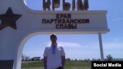 Вельдар Шукурджієв у Армянську. 21 травня 2015 року