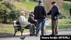 Penzioneri povećanja vide kao pripremu za beogradske izbore
