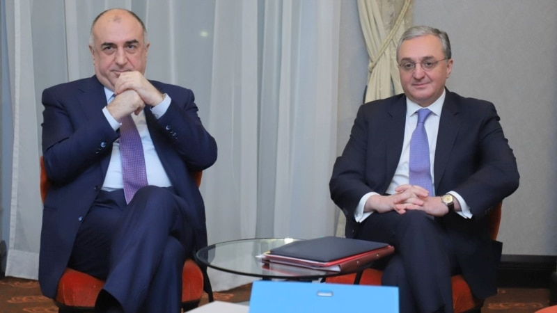No Progress Reported In 'Tough' Armenian-Azeri Talks