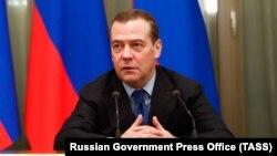 Dmitry Medvedev (file photo)