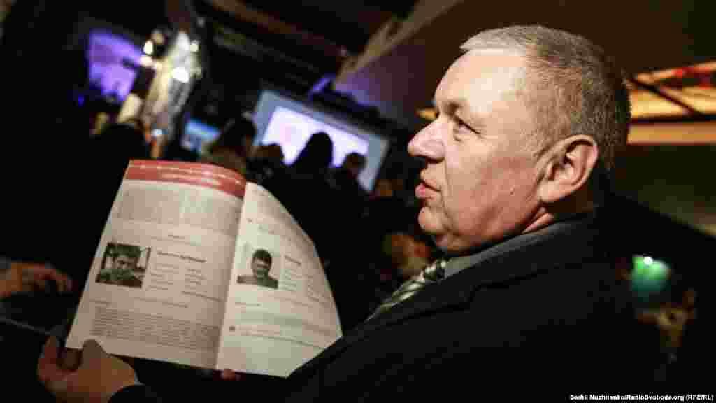 Петр Выговский – отец Валентина Выговского, которого похитили в сентябре 2014 года в Крыму. В декабре 2015 года Московский областной суд вынес приговор – 11 лет лишения свободы за шпионаж на территории России