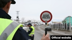 Policia e Kosovë, foto nga arkivi