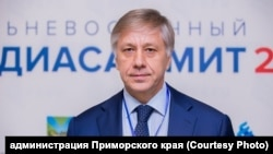 Бывший вице-губернатор Приморского края Василий Усольцев