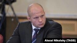 Федор Емельяненко, глава Сюза смешанных боевых единоборств России