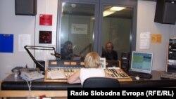Emitovanje programa RSE za makedoniju