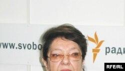 Ирена Лесневская в эфире Радио Свобода, ноябрь 2006 года