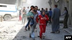 Aleppo, 29 prill 2016