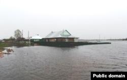Усть-Ишимдә Грязнов урамы