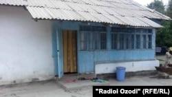 летний дом Худойназарова в Фархоре