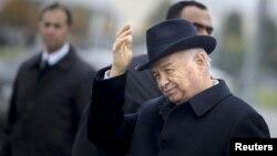Іслам Карімов. Архівне фото