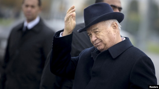 Uzbek President Islam Karimov is not the only totalitarian leader whose death was announced after days of silence and speculation.  (file photo)