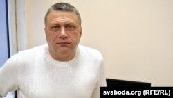 Футбольны агент Валеры Ісаеў