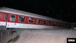 عکسی از سوانح دیگر راه آهن در ایران