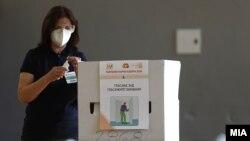 Архивска фотографија- предвремени парламентарни избори 2020