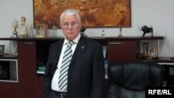Першы прэзыдэнт Украіны Леанід Краўчук