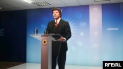 «Тема закрыта, к 2020 году будет сохранена смешанная избирательная система», – заявил Каха Каладзе
