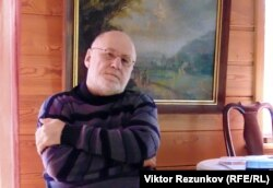 Коллекционер Андрей Васильев