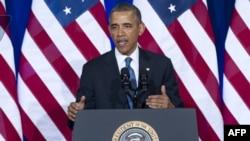 Barack Obama, 17 janar 2014.