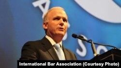 Mark Elis, izvršni direktor Međunarodne advokatske komore