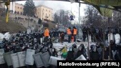 Майдан, 18 лютого 2014 року