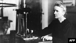 Polonium was discovered by French scientist Marie Curie.