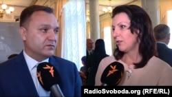Віктор Чорний, Наталія Ілларіонова, ОПЗЖ, Опозиційна платформа За життя