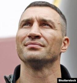 Український боксер-важковаговик Володимир Кличко