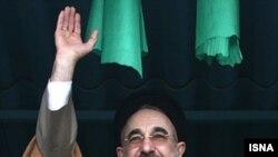 محمد خاتمی.