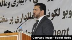 اسدالله ضمیر وزیر زراعت و مالداری افغانستان