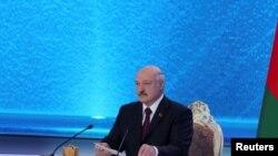 Аляксандар Лукашэнка, «Вялікая размова з прэзыдэнтам».