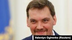 Ուկրաինայի նորանշանակ վարչապետ Օլեքսի Հոնչարուկ, Կիև, 2-ը սեպտեմբերի, 2019թ․